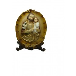 San Jose - Figura pintada a Mano - 35 cm