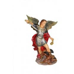 San Miguel - Figura pintada a Mano - 21cm