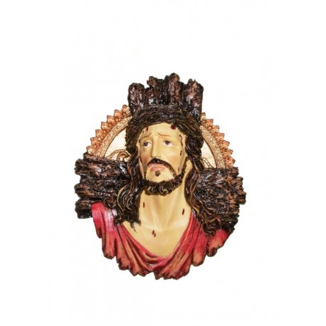Jesús Nazareno - Figura pintada a Mano - 19 cm