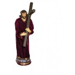 Jesús Nazareno - Figura pintada a Mano - 31 cm