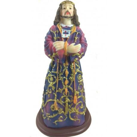 CRISTO JESÚS DE MEDINACELI - FIGURA - IMAGEN DE MEDINACELI 17cm