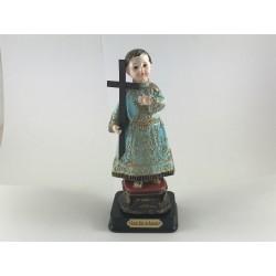 Santo niño del Remedio - Figura de 15 cm