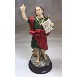 San Pancracio - Figura pintada a Mano - 16 cm