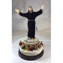 Jesús Nazareno - Figura pintada a Mano - 30 cm