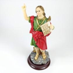 San Pancracio - Figura pintada a Mano - 17 cm