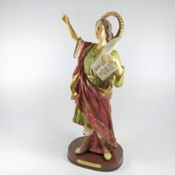 San Pancracio - Figura pintada a Mano - 28cm