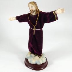 Jesús Nazareno - Figura pintada a Mano - 21 cm