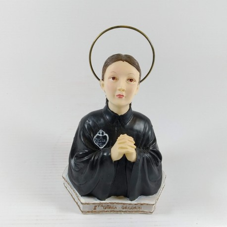 Santa Gema - Figura pintada a Mano - 13