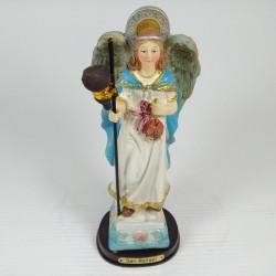 San Rafael - Figura pintada a Mano - 15 cm